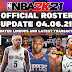 NBA 2K21 OFFICIAL ROSTER UPDATE 04.06.21 LATEST TRANSACTIONS