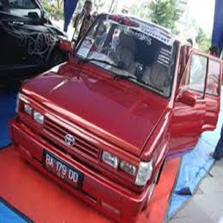 modifikasi bemper kijang super modifikasi body kijang super