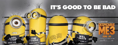 Despicable Me 3 Banner Poster 3
