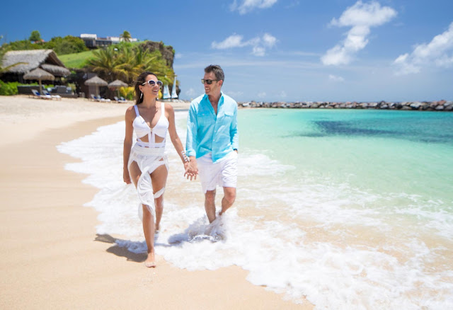 Romantic occasions to celebrate at Sandals Resorts