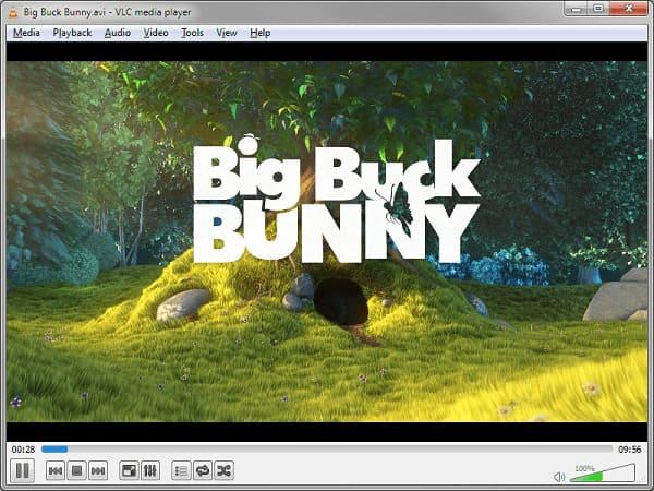 مشغل VLC Media Player