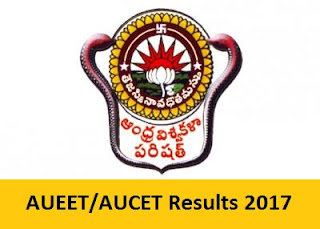 AUEET Results 2017