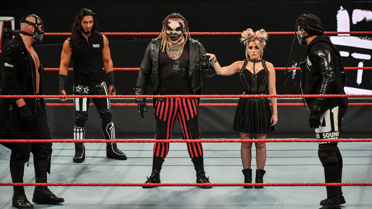 RETRIBUTION e The Fiend podem ter grande confronto no WWE Hell in a Cell