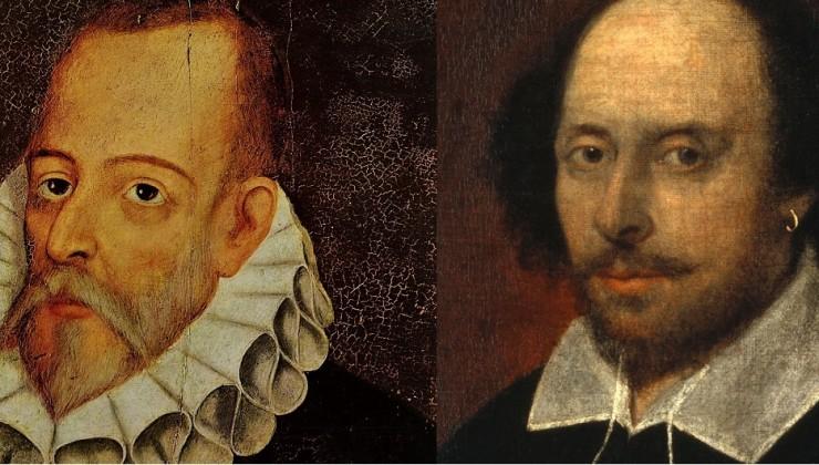 Enroque De Ciencia De La Muerte De Cervantes Y Shakespeare Cr 39