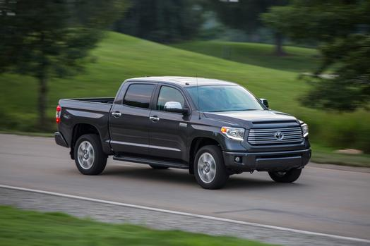 Captivating With More Than Four Dozen Possible Configurations And A Towing Capacity Of  Up To 10,500 Pounds, The 2017 Toyota Tundra Doesnu0027t Do Anything In A Small  Way.