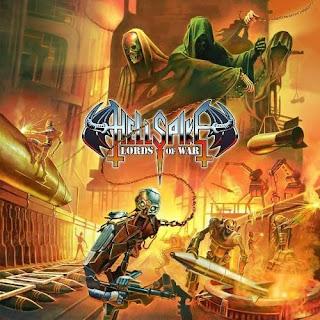 """Ο δίσκος των Hellspike """"Lords of War"""""""