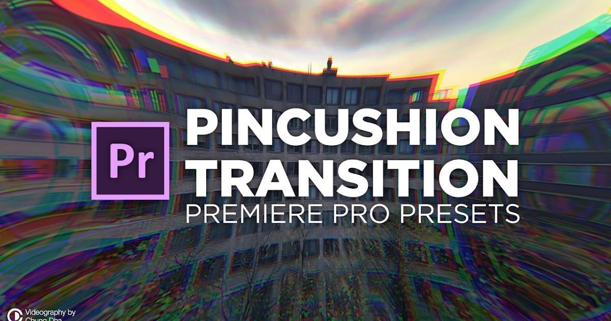 Tips or Trick Gadget: Download RGB Pincushion Transition