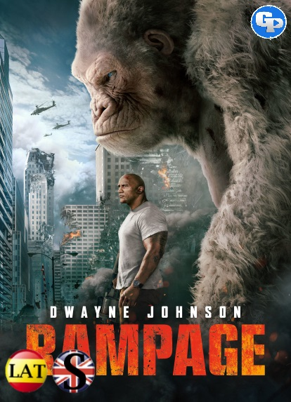 Rampage (2018) HD1080P LATINO/INGLES