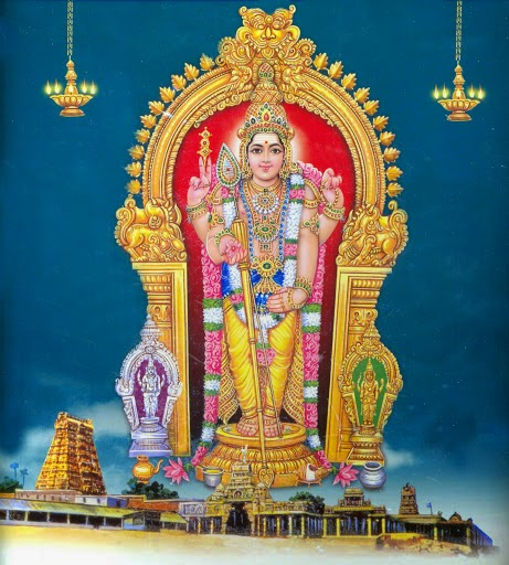 Gods-Leaders-Images-Drawings: LORD MURUGA'S AARUPADAIVEEDU TAMILNADU