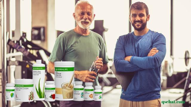 manfaat produk herbalife untuk diet