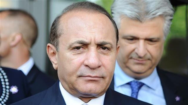 Armenian Prime Minister Hovik Abrahamyan tenders resignation over political, economic crisis
