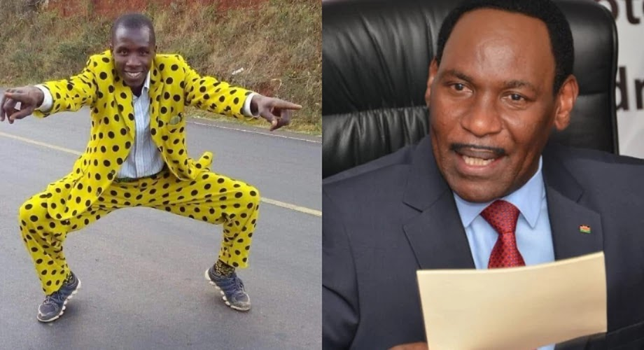 KFCB boss Ezekiel Mutua warns Embarambamba over 'immoral' video doing rounds on social media