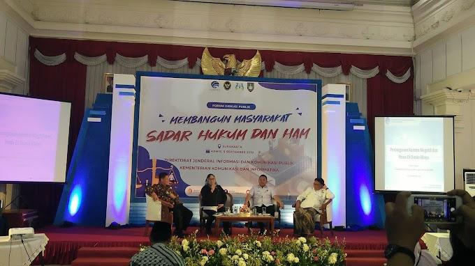 Masyarakat Sadar Hukum & HAM Untuk Indonesia Yang Lebih Baik