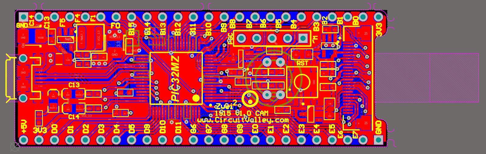 Embedded Engineering : OpenSource DIY USB Webcam: OV7670