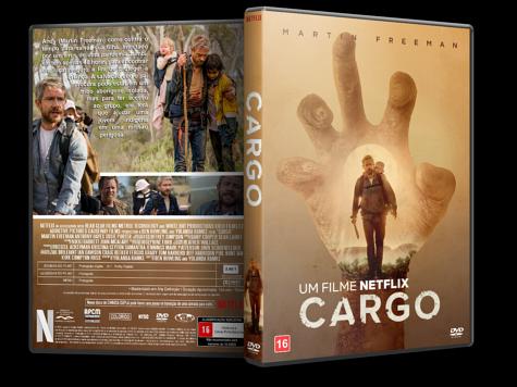 Capa DVD Cargo [Custom]