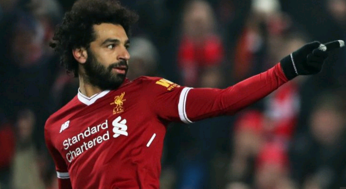 Soccer: 'World class' Salah threatens Ronaldo-Messi grip on Ballon d'Or