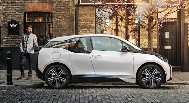 BMW i3, un coche eléctrico y deportivo