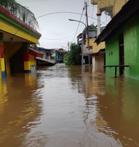 Banjir di Awal Tahun 2020
