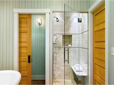 Decorating Ideas For Bathroom Doors