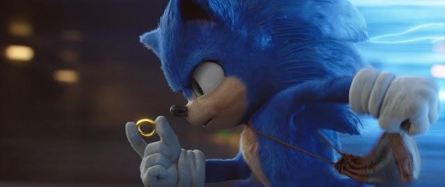 Sonic - O Filme chega aos 3 milhões de espectadores