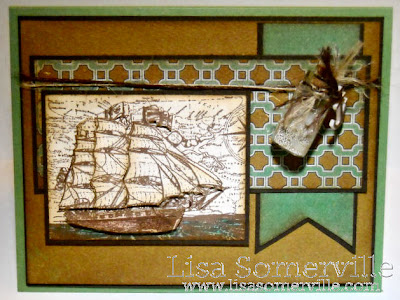 Stamps - Our Daily Bread Designs Surging Sea, Anchor