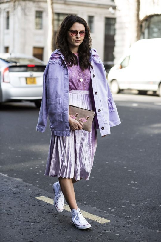 COLOUR CRUSH: LILAC