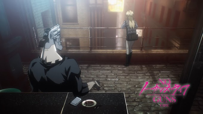 Descargar No Guns Life 2nd Season [12/12] [Sub Español] [HD] [Mega] [Mediafire]
