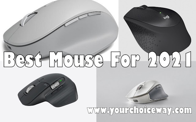 Best Mouse For 2021 - Your Choice Way