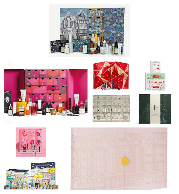 Beauty Advent Calendars STILL on sale