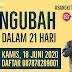 MENGUBAH NASIB DALAM 21 HARI  COACHING LIFE AWARENESS TRAINING WITH NAQOY CENTER