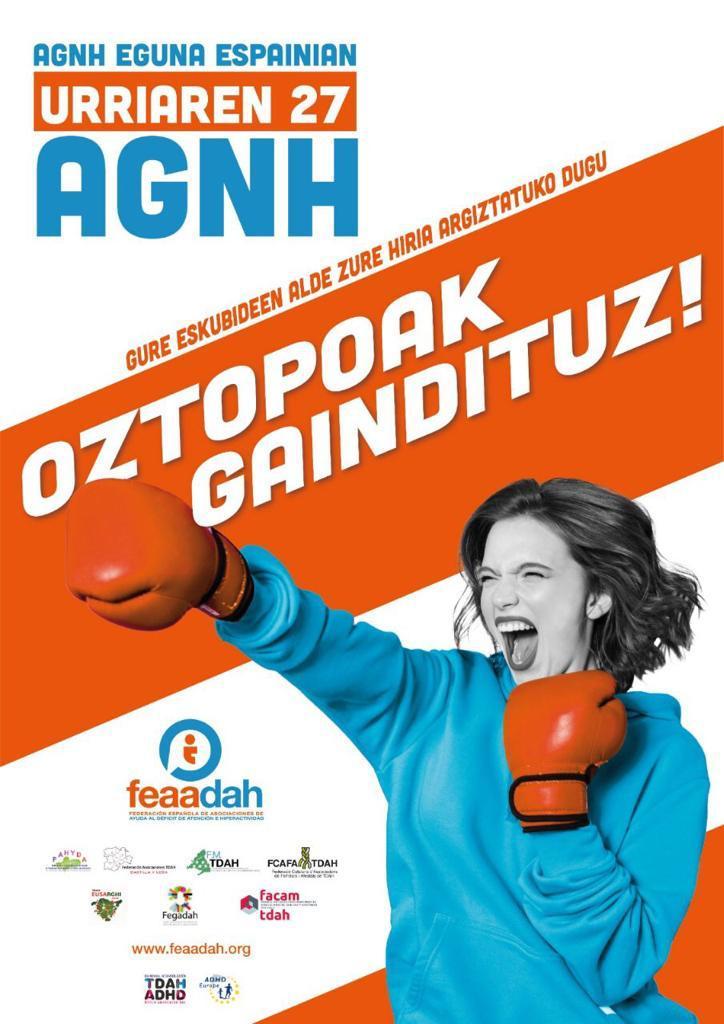 EUSARGHI Federación Vasca de Asociaciones de TDAH