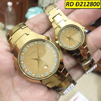 Đồng hồ nam Rado Đ212800 quà tặng bạn trai đỉnh nhất