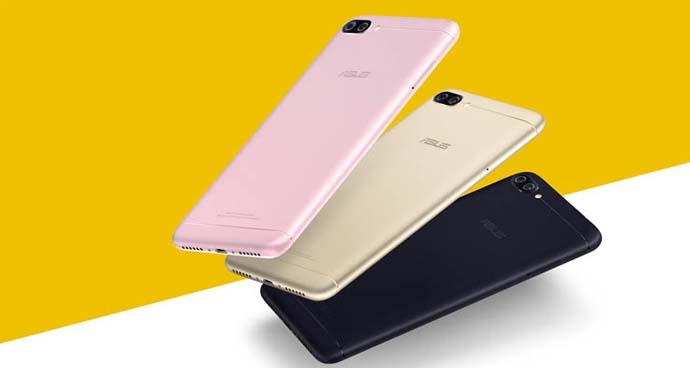 Smartphone Asus Zenfone 4 Max