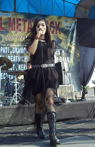 Ladies of Metal: Venia (Gramora), Ladies of Metal, Venia, Gramora