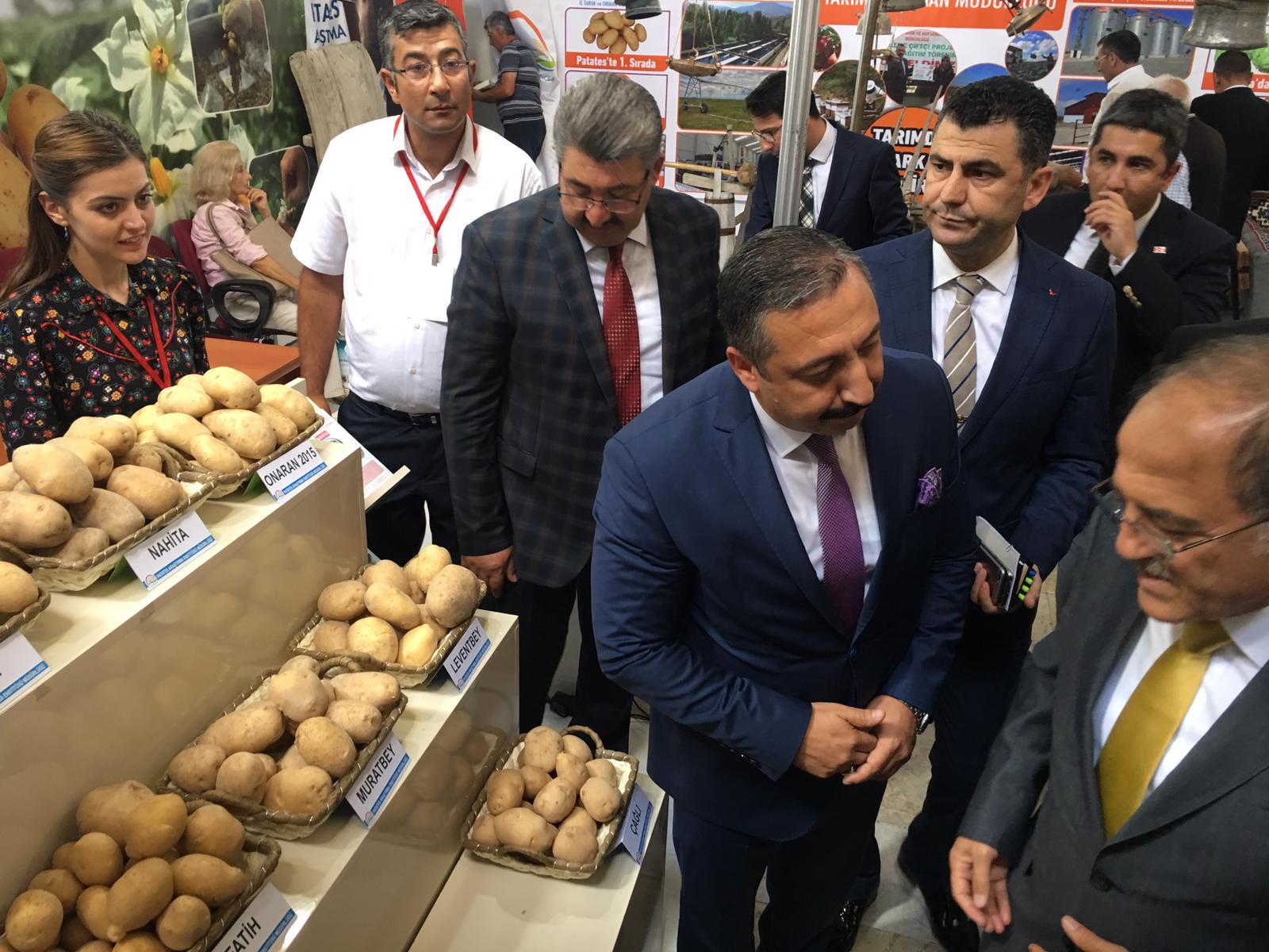 Niğde Patates Araştırmaları Enstitüsü Müdürlüğü Uğur Pırlak