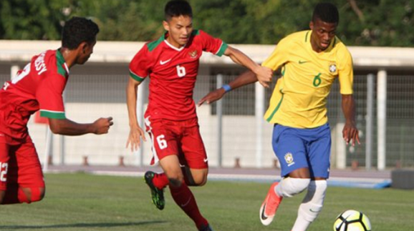 Mantap! Meski Kalah 2 Kali, 3 Pemain Timnas U-19 Ramai Dilirik Talent Scout Klub Eropa