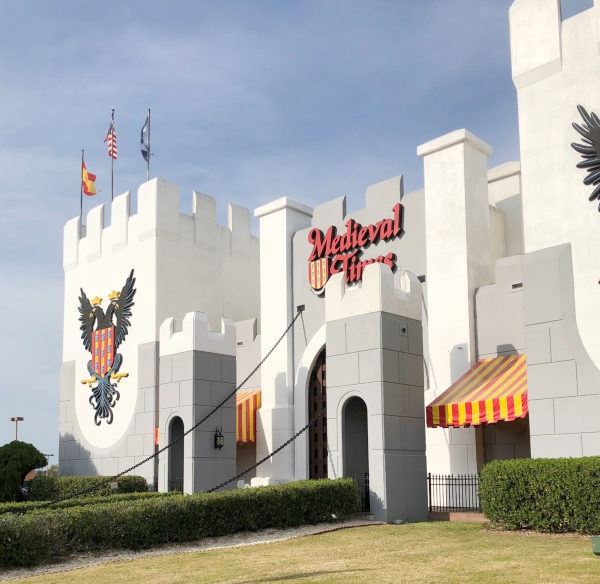Medieval Times Myrtle Beach SC Review