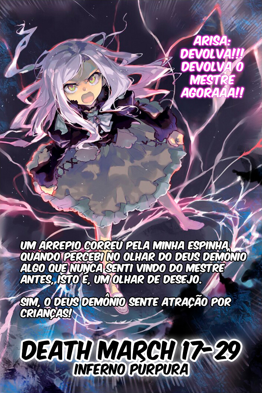 Death March to the Parallel World Rhapsody Ilustração Capítulo 17-29