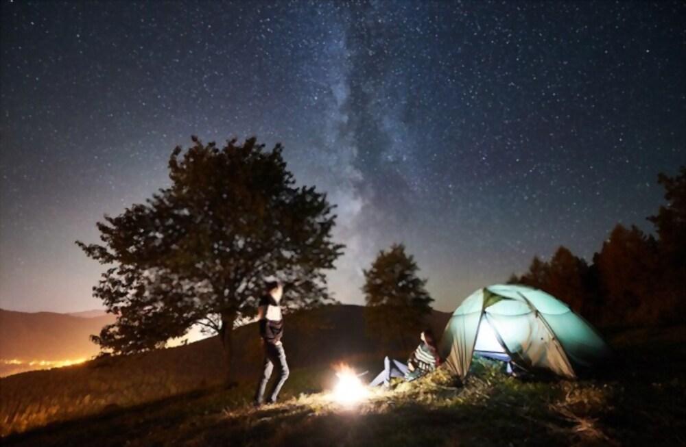 5 Tips om 's nachts op uw camping aan te komen