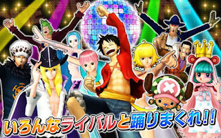 ONE PIECE DANCE BATTLE Apk v2.7.0 Mod Weak Enemies Terbaru for Android