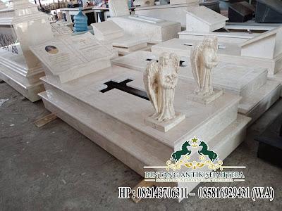 Makam Marmer Kristen