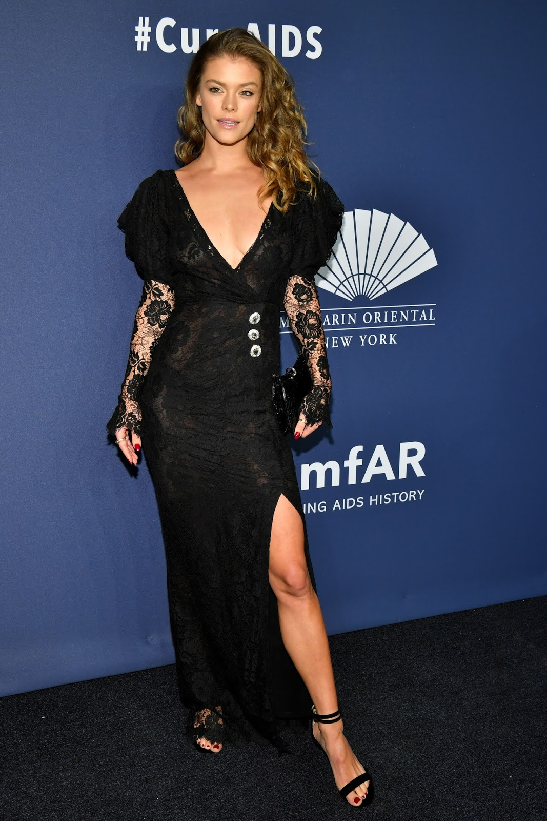 Nina Agdal - 22nd annual amfAR Gala Benefit For AIDS Research in NYC - Wed Feb 05 2020