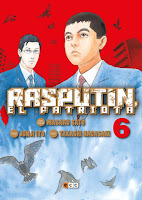 Rasputín, el patriota #6 - ECC Ediciones
