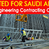 El Seif Engineering Contracting Company Hiring for Saudi Arabia - Apply Now