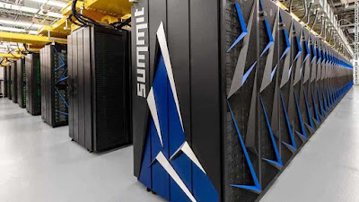 Supercomputador-Summit