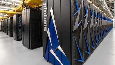 Supercomputador-Summit