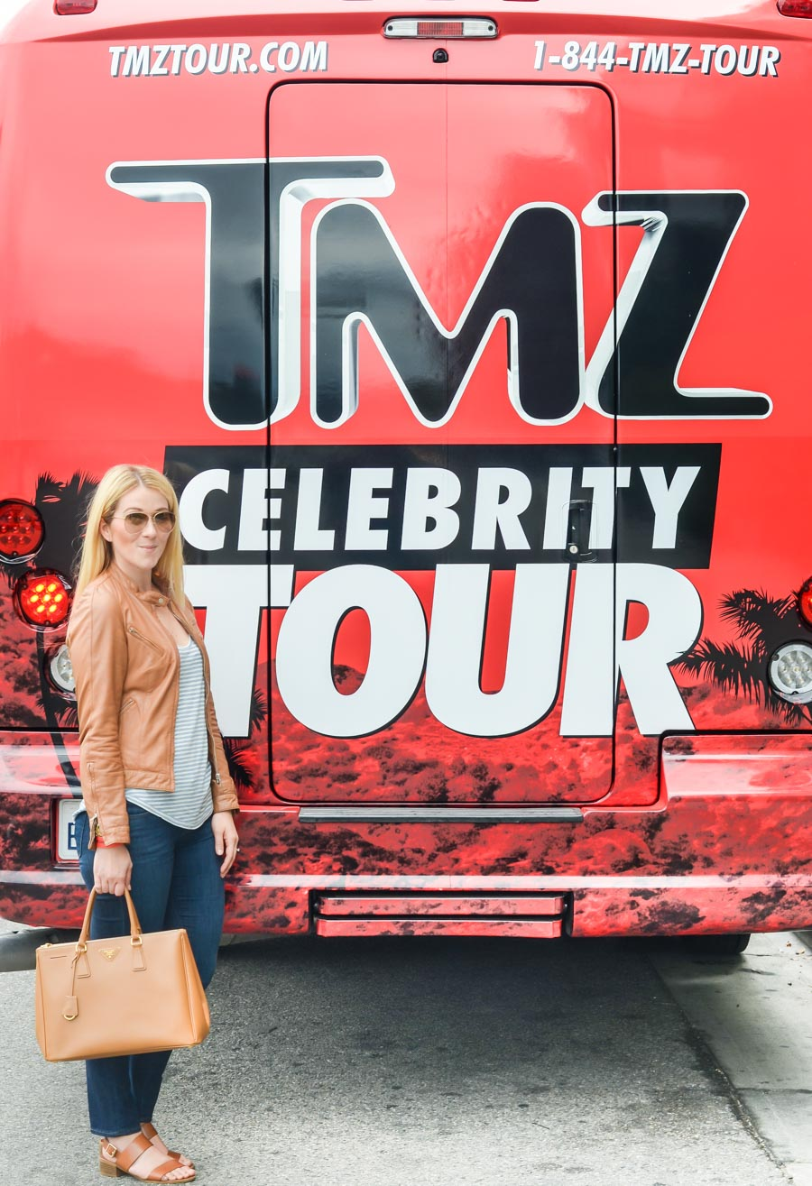 TMZ Celebrity Tour from the Grove + Hard Rock Cafe | What to Do in LA | Best Hollywood Tour | Luci's Morsels :: LA California Travel Blogger