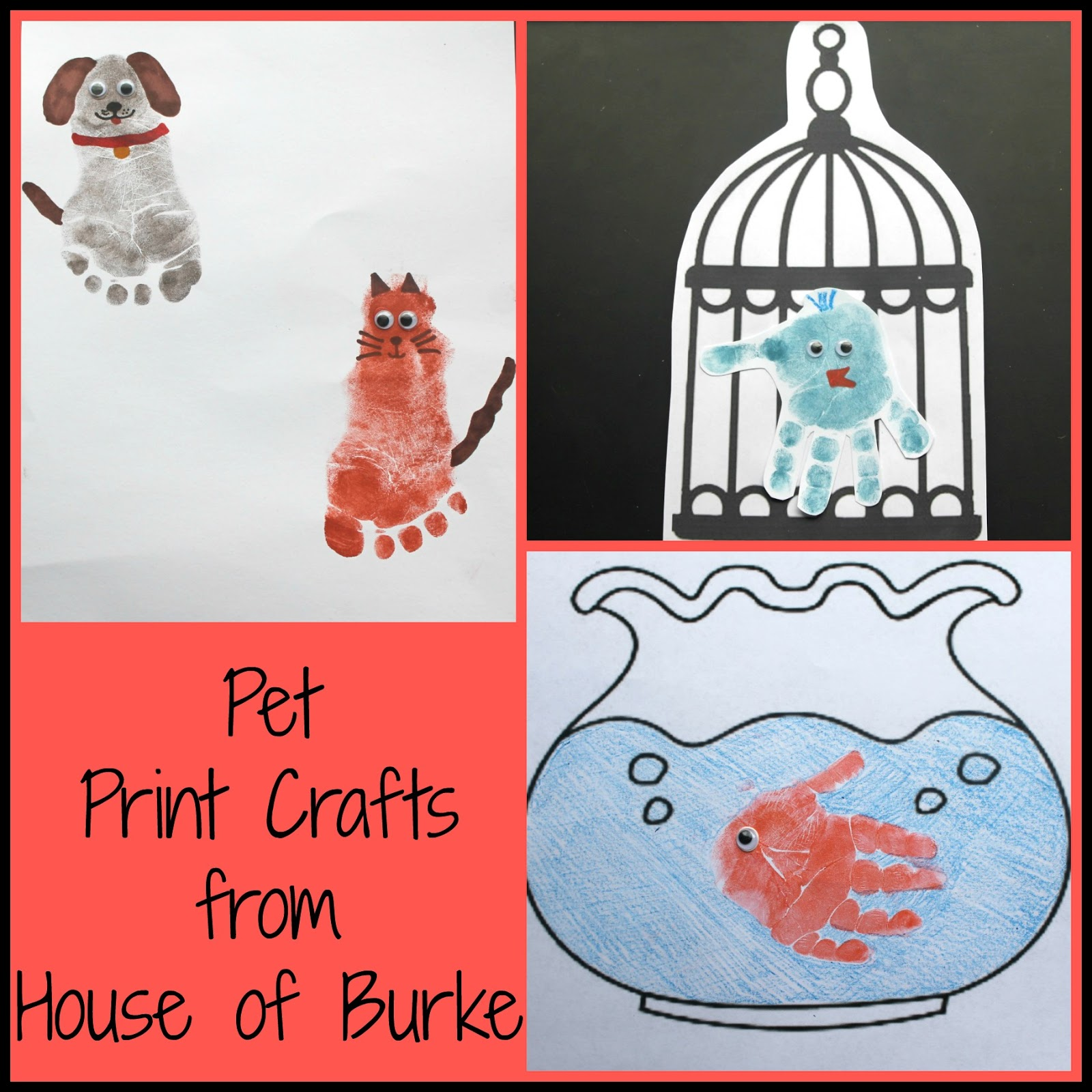 House Of Burke Toddler Homeschool Pet Theme Wrap Up