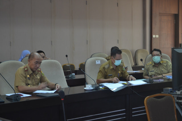 Viral Petang News (14/04/2020) Bandar Lampung --- Asisten Perekonomian dan Pembangunan Provinsi Lampung