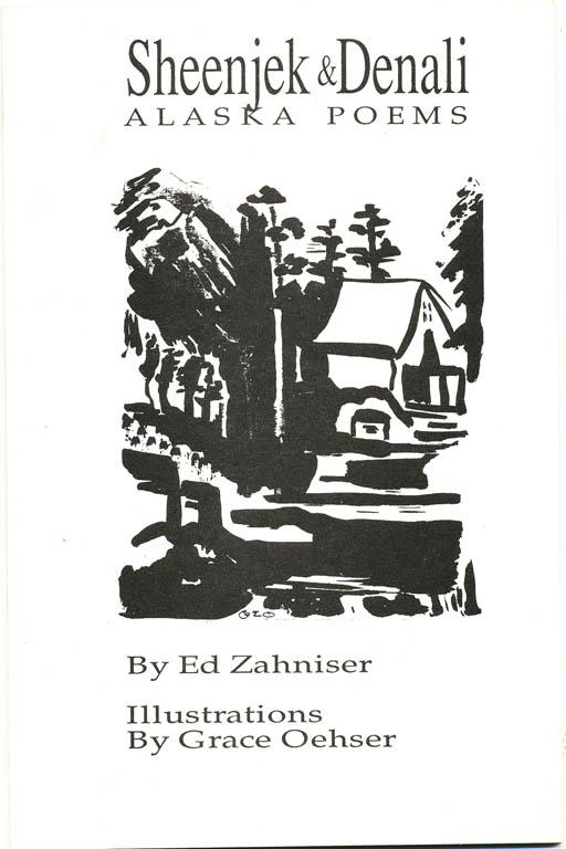 chap*books: Sheenjek & Denali : Alaska Poems by Ed